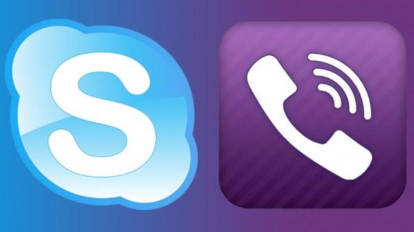 skype et viber
