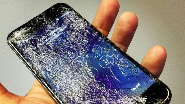 L'écran autoréparable de Motorola