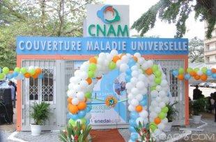 CNAM - LA CAISSE NATIONALE D'ASSURANCE MALADIE DE CÔTE D'IVOIRE