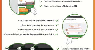 Statut CNI - ONECI