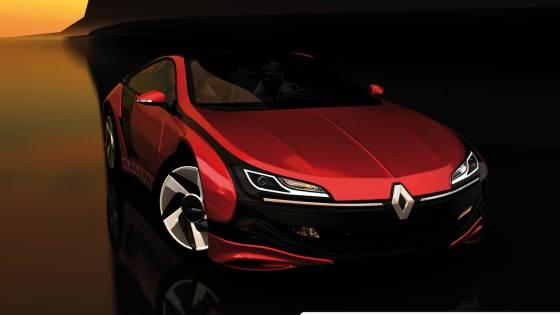Renault Fuego 2016