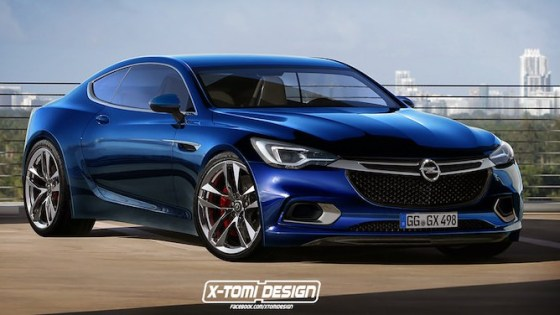 Opel Calibra 2018