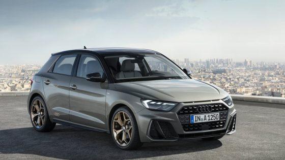 Audi A1 2019 3/4 avant