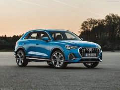 Audi Q3 2019 feux led