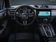 au volant de la Porsche Macan 2019