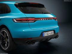 Porsche Macan 2019 coffre