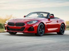 BMW Z4 2019 avant décapoté