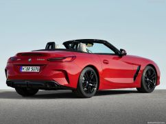BMW Z4 2019 vue arrière