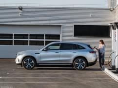 Mercedes EQC 2019 de profile