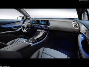 Mercedes EQC 2019 intérieur