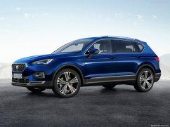 SEAT Tarraco 2019 profile