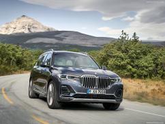 BMW X7 2019 avant