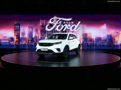 Ford Territory 2019 présentation officielle