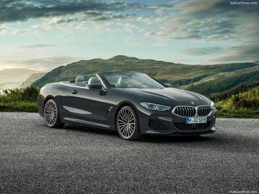 BMW Série 8 Cabriolet 2019