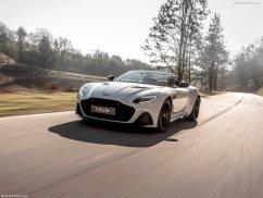 Aston Martin DBS Superleggera Volante 2020,