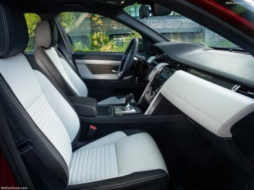 Land Rover Discovery Sport 2020 interieur