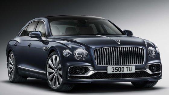Bentley Flying Spur 2020 calandre