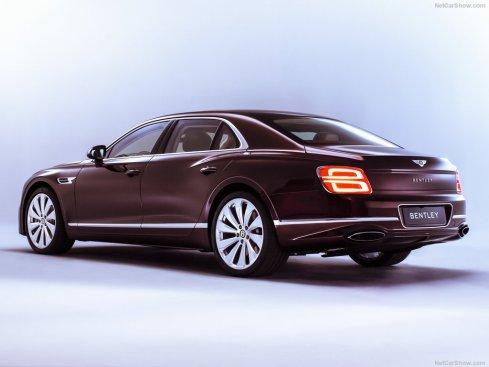 Bentley Flying Spur 2020 3/4 arrière