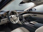 Bentley Flying Spur 2020au volant
