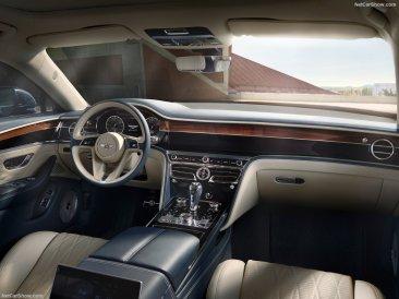 Bentley Flying Spur 2020 tableau de bord