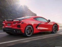 Chevrolet Corvette 20203/4 arière