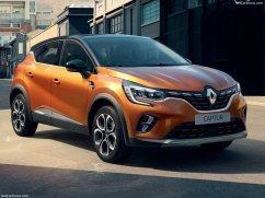 Renault Captur 2020 cue 3/4 arrière
