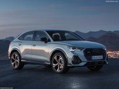 Audi Q3 Sportback 2020 3/4 avant