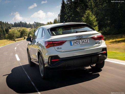 Audi Q3 Sportback 2020 3/4 arrière