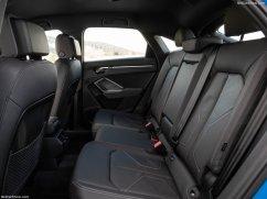 sièges arrière Audi Q3 Sportback 2020
