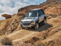 Galerie Land Rover Defender 2020 version 110