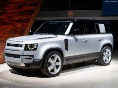 Galerie Land Rover Defender 2020 version 110 studio