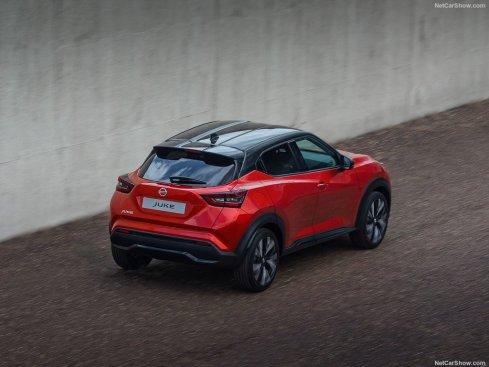 Nissan Juke 2020 3/4 arrière