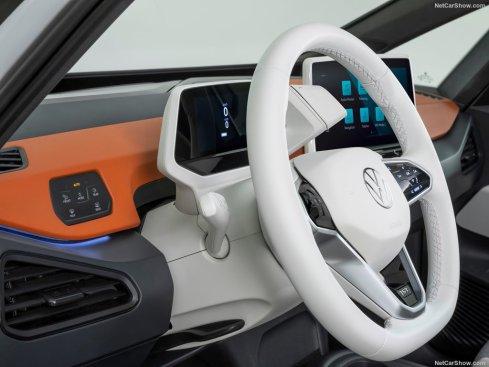 planceh de bord Volkswagen ID.3