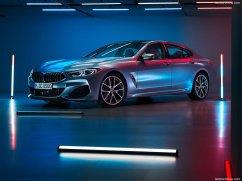 BMW Série 8 Gran Coupé 2020 3/4 avant