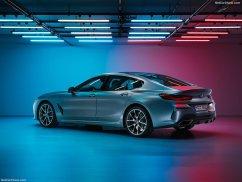 BMW Série 8 Gran Coupé 2020 portes arrière