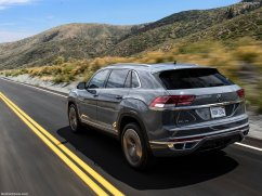 Volkswagen Atlas Cross Sport 2020 SUV coupé