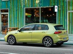 Volkswagen Golf 2020 coffre