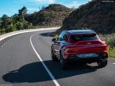 Aston Martin DBX 2021 testdrive