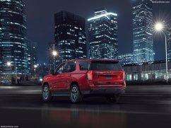 Chevrolet Tahoe 2021 male arrière