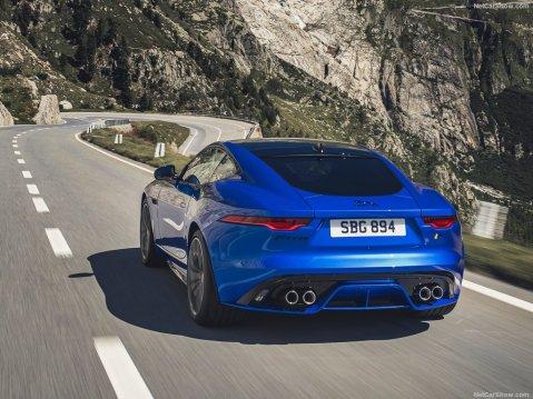 Jaguar F-Type 2020 feux I-Pace
