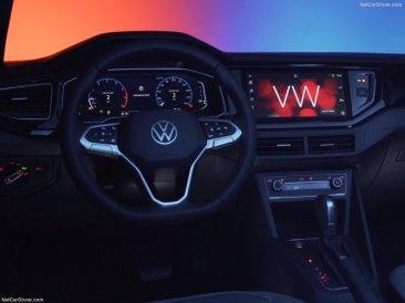 Volkswagen Nivus 2021 planche de bord