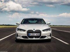 BMW Série 4 coupé 2021 face avant