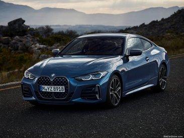 BMW M4 coupé 2021 photos officielles