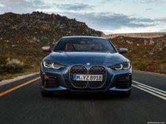 BMW M4 coupé 2021 double haricots