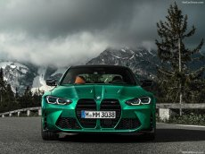 BMW M3 2021 double haricot