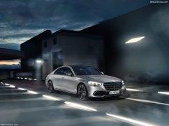 Mercedes Classe S 2021 hybride
