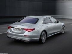 Mercedes Classe S 2021 PHEV