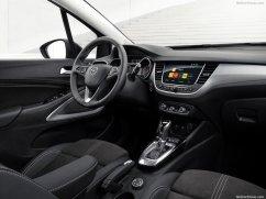 Opel Crossland 2021 habitacle