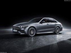 Mercedes Classe C 2022 hybride rechargeable
