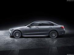 Mercedes Classe C 2022 hybride